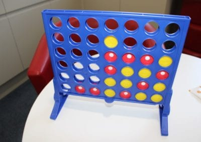 Tactile Connect 4