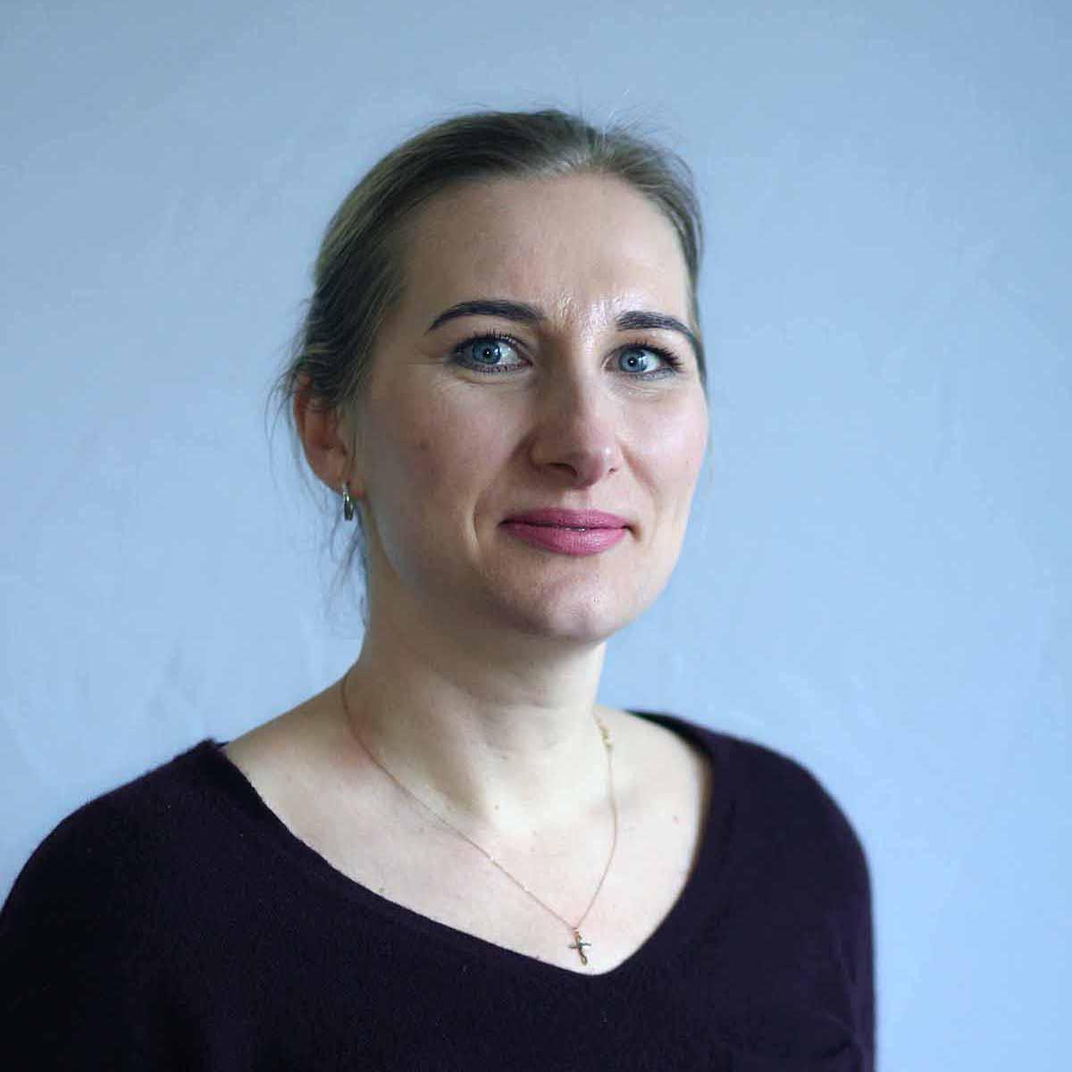 Nataliya Lavitskaya