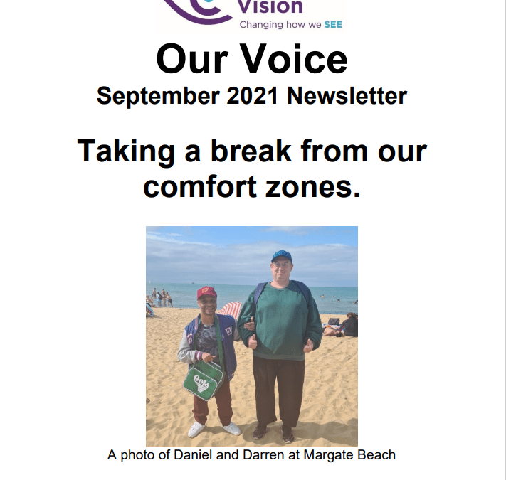 Our Voice – September 2021