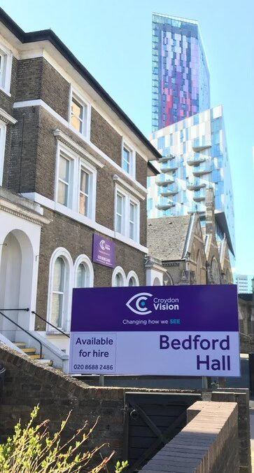 A New Drive to Make Croydon a Centre of Excellence for Visually Impaired People